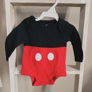 Disney Baby Mickey Mouse Bodysuit